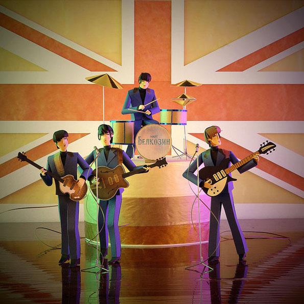Beatles by People Too