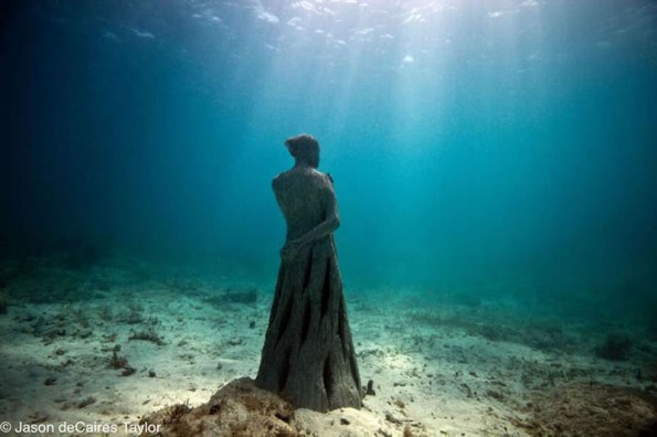© Jason deCaires Taylor