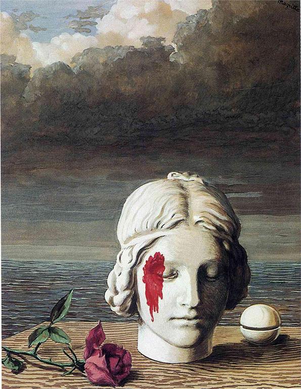 © René Magritte